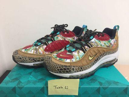 Nike Air Max 98 CNY 天津