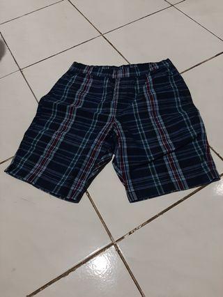 Tartan short for boys