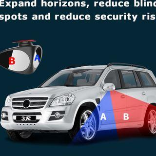car small safe mirror for blind spot