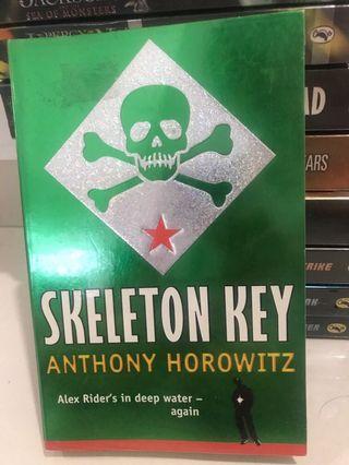 🚚 Anthony Horowitz - Skeleton Key