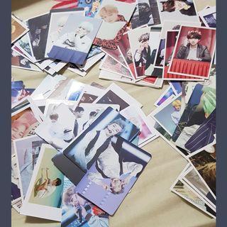 BTS LOMO / UNOFFICIAL CARD GRABBAG