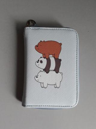 We Bare Bears Wallet