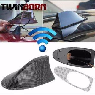 BN Universal BMW-style Shark Fin Radio Antenna to replace Existing Stick Antenna.