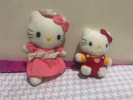 絕版中古Hello Kitty 公仔