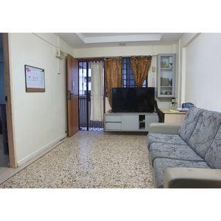 RENOVATED 3 Room Flat In The Heart Of The CITY!