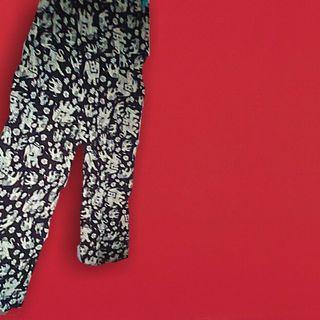 Boho hippy pants size 8