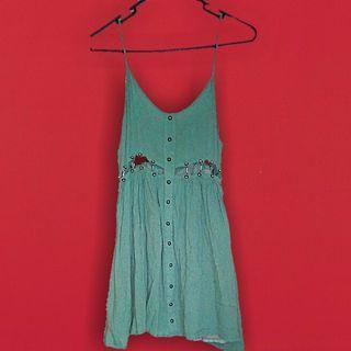 Boho hippy dress size 10