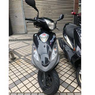 KYMCO 光陽 奔騰V2 鼓煞 201210出廠 黑色 現金價25000元