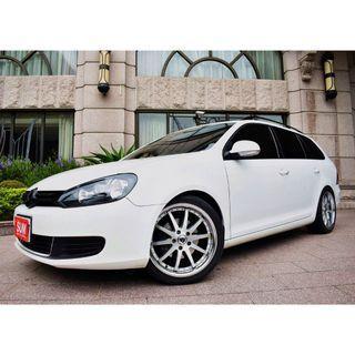 2012 VW GOLF 1.4  旅行款