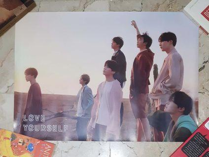 [Official Poster] BTS Love Yourself 'Tear' (Y Version)