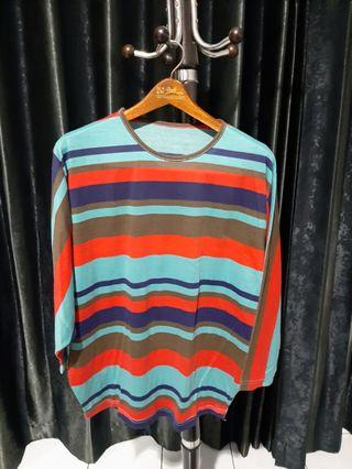 Stripe top for woman