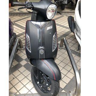 SYM 三陽 New Mii 110 灰色 201504出廠 現金價38000元
