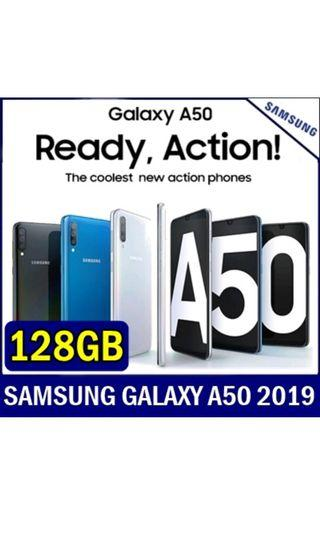 Brand New Samsung A50 128GB/6GB RAM