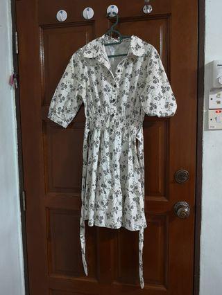 Premium Cultivation cotton dress