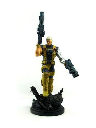 Bowen Cable Statue Modern Version not sideshow