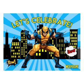 Table Display Signage - Wolverine