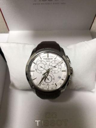 Tissot天梭手錶(約9成新)