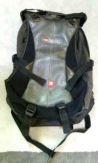 DIESEL Outdoor Backpack (Dark Grey)