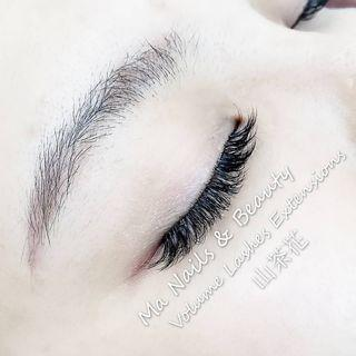 Volume Lashes Extensions