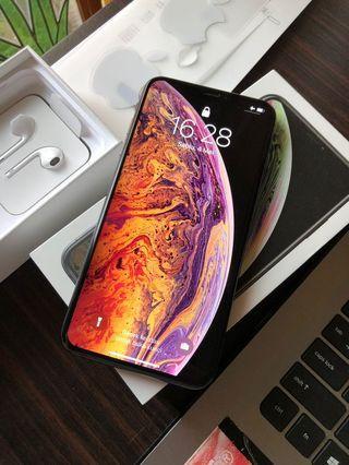 iPhone XS Max 256gb gress like new