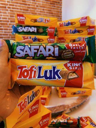 Cokelat Lejen Tofiluk & Safari (Saudi)