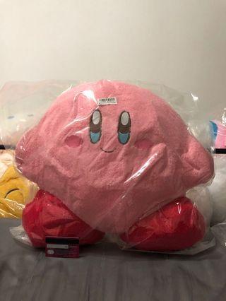 🚚 Giant Kirby Plush