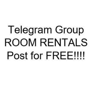 Join my Telegram Room Rentals