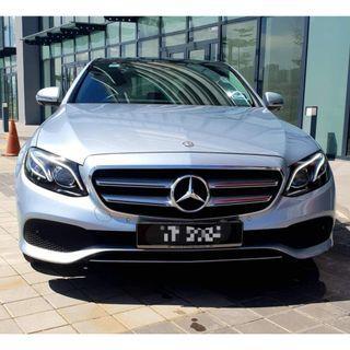 NEW CAR!!! Merc E250 FOR RENTAL!!! STILL AVAILABLE