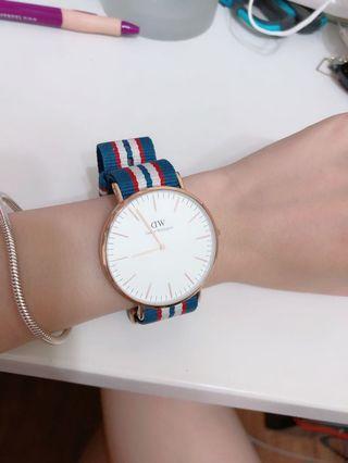 絕版DW手錶