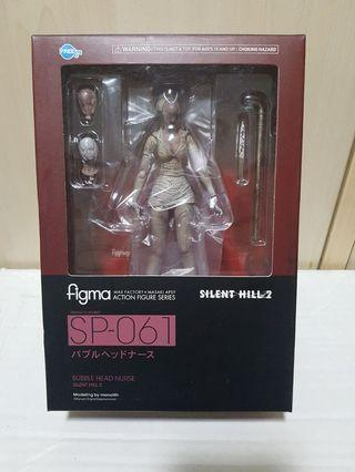 Figma SP-061 Silent Hill 2 Bubble Head Nurse BN 100% Original