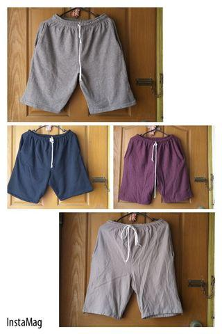 Bundle jogger shorts