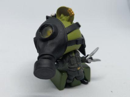 Otto - Gas Mask Animal - Team N