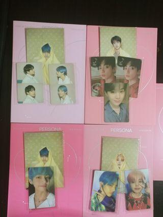 WTT BTS MAP OF SOUL: PERSONA PC