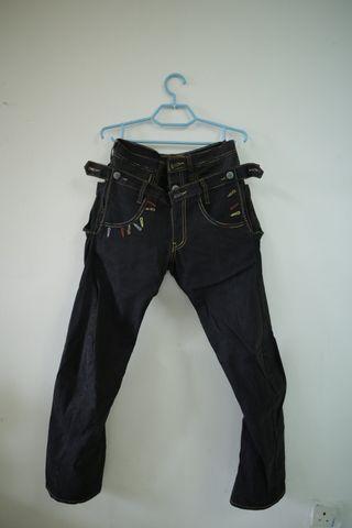 Prelove - Jeans BreathMiNT Black Smoke