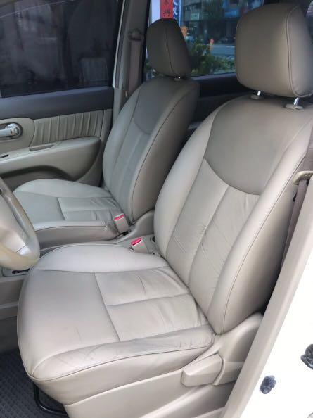 2007年Nissan Livina 原鈑件保證車況漂亮