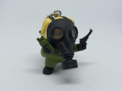 Ruben - Gas Mask Animal Team N