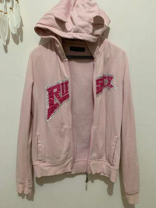 Jaket Pink Rusty (original)