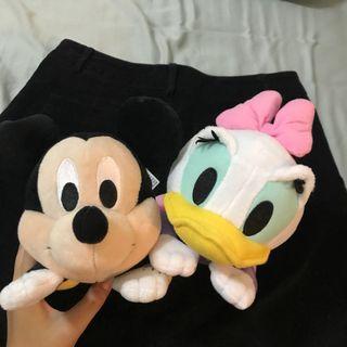 米奇唐老鴨Disney玩偶