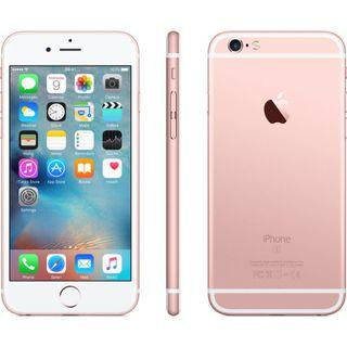 🚚 IPhone 6s rose gold 64GB local Singapore set