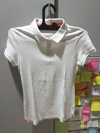 Polo Shirt White #2