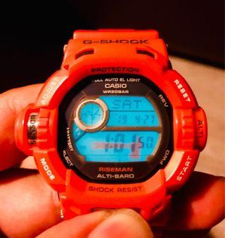 G- Shock RISEMAN