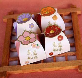50 pcs mooncake box
