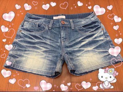 🚚 【ET BOITE】丹寧牛仔短褲