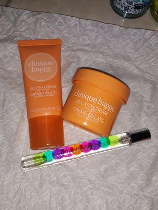 AUTHENTIC CLINIQUE SET