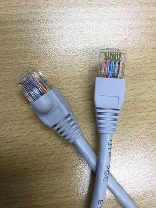 CAT6 Custom Length Network Cable