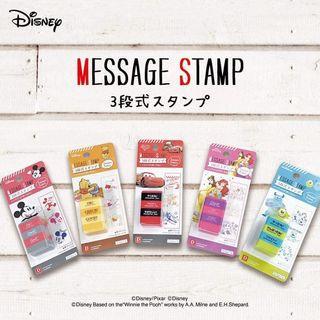 🆕Disney® Message Stamp