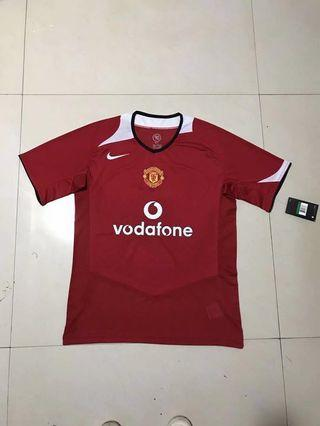 🔥 Retro Manchester United jersey throwback jersey Manchester United throwback jersey