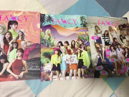 TWICE FANCY YOU UNSEALED ALBUM SALE CLEARANCE CHEAP