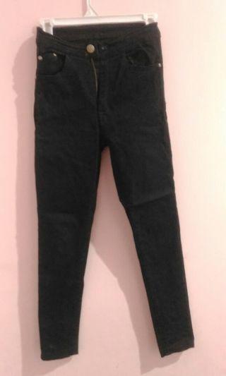 Celana jeans haighwaist #maujam