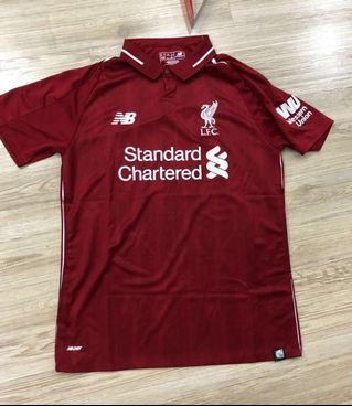✅ 18/19 LIVERPOOL home kit Liverpool jersey Liverpool home jersey